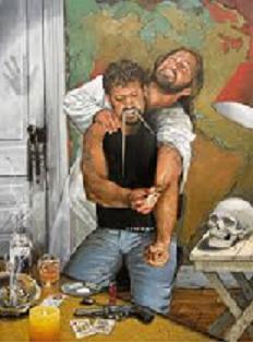 Modern-Jesus on drugs