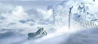 Modern-Motorcycle into heaven